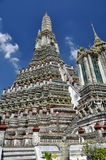 arun Bangkok Thailand wat Obrazy Stock