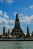 Arun Tailandia del tempio Fotografie Stock