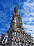 Arun Temple stock image