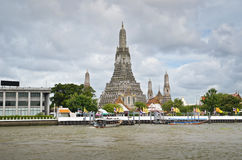 Arun temple in Bangkok Royalty Free Stock Image