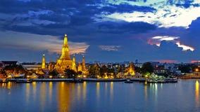Arun temple. Wat arun is the landmark of Thailand Stock Photos