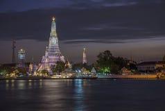 Arun Wat Бангкок Стоковая Фотография