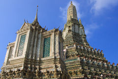 arun wat pagodowy świątynny Obrazy Stock