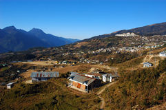 Arunachal Pradesh, Indien Lizenzfreies Stockbild