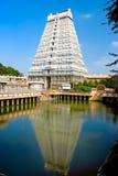 Arunachaleswar Tempel in Tiruvannamalai Lizenzfreies Stockfoto