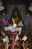 arunbangkok tempel thailand Arkivbild