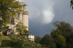 Arundal slott royaltyfri fotografi