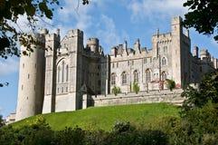 arundel城堡 库存图片