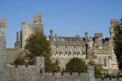 Arundel Castle Royalty Free Stock Photos