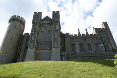 Arundel Castle in Arundel, West Sussex, England, Europe Royalty Free Stock Photography