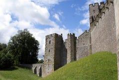 Arundel Castle in Arundel, West Sussex, England, Europe Stock Images