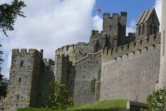 Arundel Castle in Arundel, West Sussex, England, Europe Stock Photo