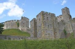 Arundel Castle in Arundel, West Sussex, England Stock Image