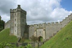 Arundel Castle in Arundel , West Sussex, England Stock Photo