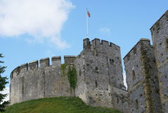 Arundel Castle in Arundel, West Sussex, England Stock Photos