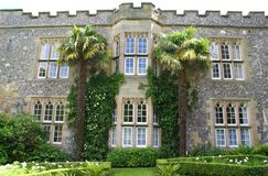 Arundel castle in England Stock Photos