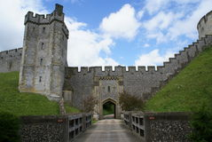 Arundel Castle in England Royalty Free Stock Image