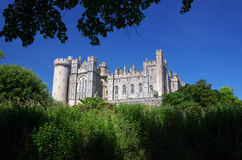 Arundel Castle. In England. West Sussex Stock Photo