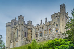 Arundel Castle front Stock Image