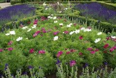 Arundel castle garden in England Royalty Free Stock Photos