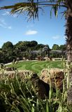 Arundel Castle Gardens Stock Photography