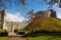 Arundel Castle Stock Photography