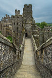 Arundel Castle passage Royalty Free Stock Image