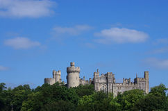 Arundel Castle. A photo of Arundel Castle in England Royalty Free Stock Photography