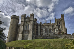 Arundel Castle, West Sussex, England Royalty Free Stock Images