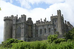Arundel Castle, West Sussex, England Royalty Free Stock Photos