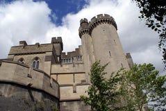 Arundel Castle in West Sussex, England Stock Image