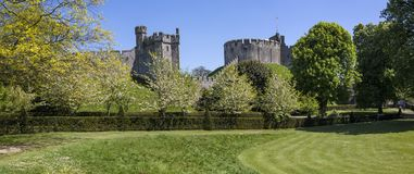 Arundel Castle in West Sussex Royalty Free Stock Images