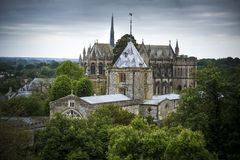 Arundel cathedral Stock Photography