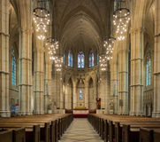 Arundel Cathedral, Sussex, UK Stock Images