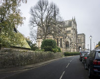 Arundel Cathedral, Sussex, UK Royalty Free Stock Photo