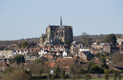 Arundel Roman Catholic Cathedral UK Royalty Free Stock Photography