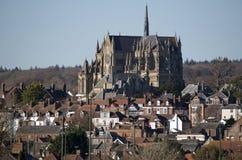 Arundel Roman Catholic Cathedral UK Royalty Free Stock Photography