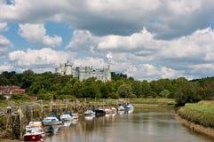 Arundel-Schloss Stockfoto