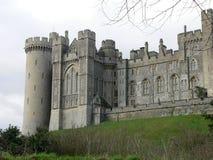 arundel slott Royaltyfria Foton