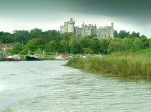 Arundel van de rivier Stock Afbeelding