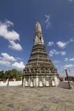 arunwararam Bangkok Thailand wat Obraz Royalty Free