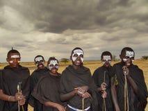 Arusha, Tanzânia - em agosto de 2012 imagem de stock royalty free