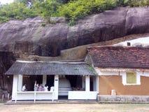 Arv av Sri Lanka, buddistisk kultur arkivfoton