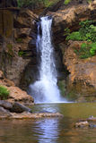 Arvalem cai na Índia, Goa Fotos de Stock Royalty Free