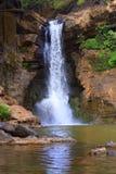 Arvalem falls in India, Goa Royalty Free Stock Photos