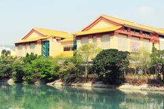 arvHong Kong museum Arkivbilder