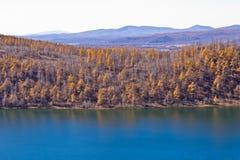 arxan λίμνη ουρανού Στοκ εικόνες με δικαίωμα ελεύθερης χρήσης