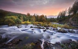 Arxan εθνικό Geopark Στοκ εικόνες με δικαίωμα ελεύθερης χρήσης