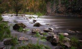 Arxan εθνικό Geopark Στοκ Εικόνες