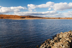 arxan рододендрон озера Стоковая Фотография
